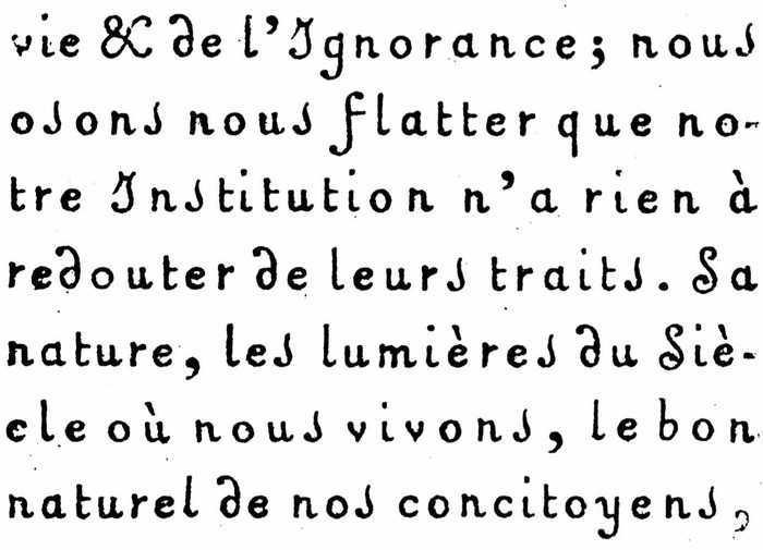 Haüy's Essay on the Education of the Blind (1786) 1