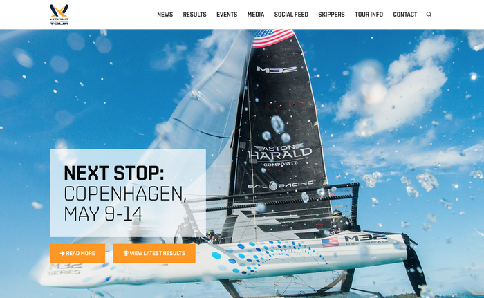 World Match Racing Tour 2