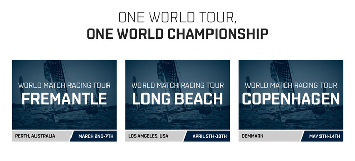 World Match Racing Tour 5