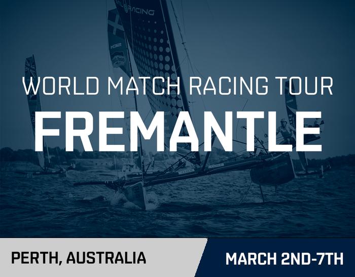 World Match Racing Tour 3