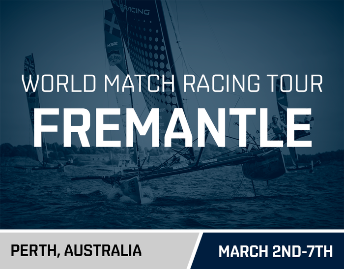 World Match Racing Tour 3