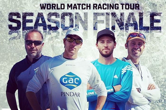 World Match Racing Tour 4