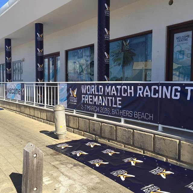 World Match Racing Tour 7