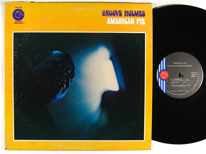 American Pie by Groove Holmes 1