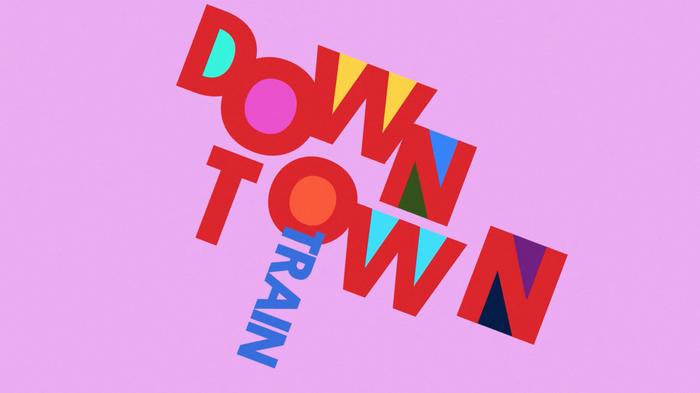 Downtown Train 1