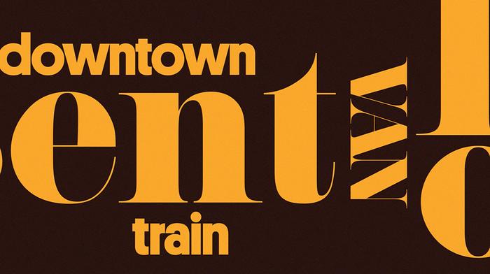 Downtown Train 5
