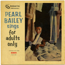 <cite>Pearl Bailey Sings for Adults Only</cite>