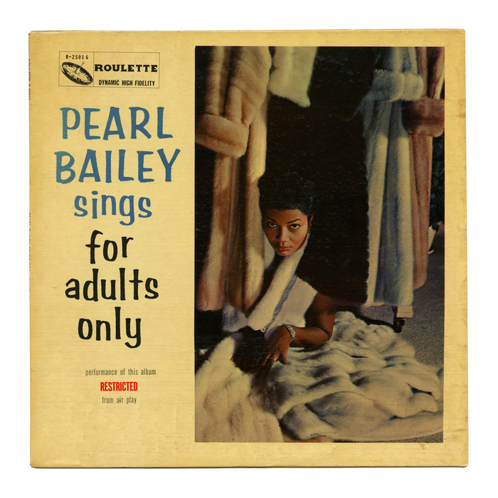 Pearl Bailey Sings for Adults Only 1