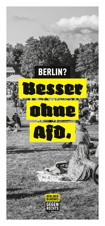 Leaflet cover