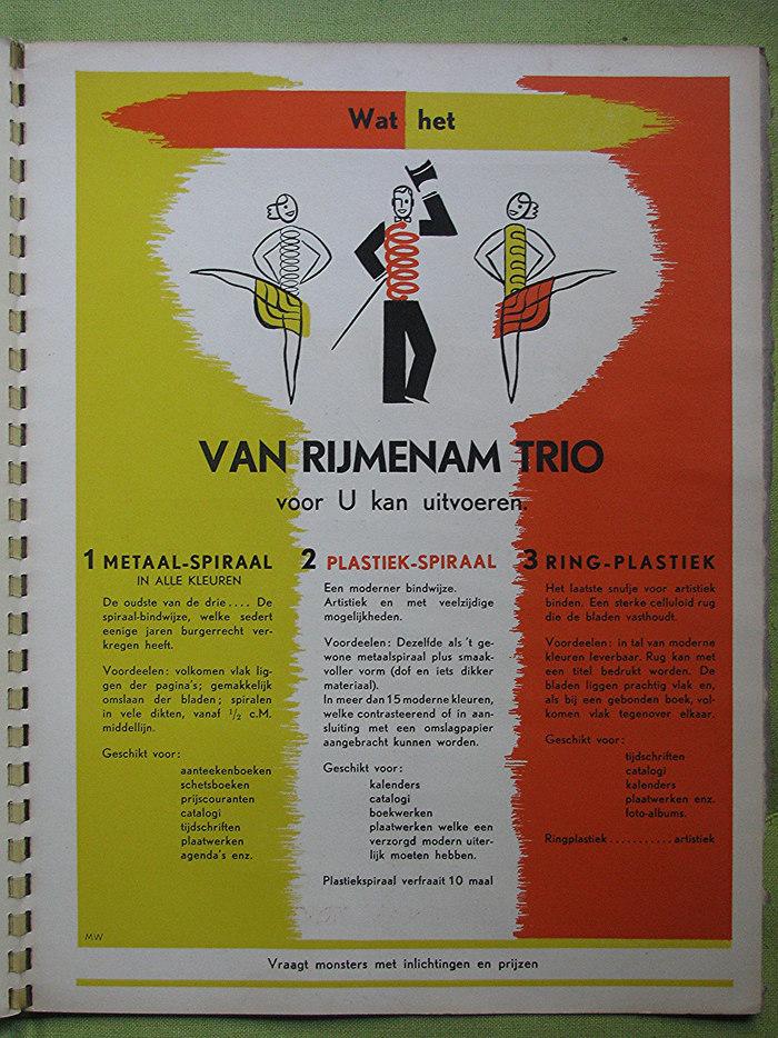Van Rijmenam Trio 2