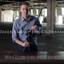 Jason Kander for Senate ad: <cite>Background Checks</cite>