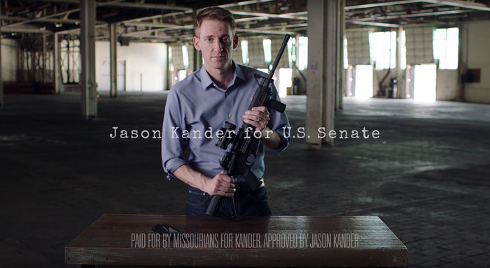 Jason Kander for Senate ad: Background Checks
