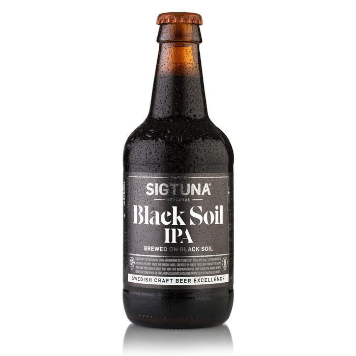Black Soil IPA craft beer 1