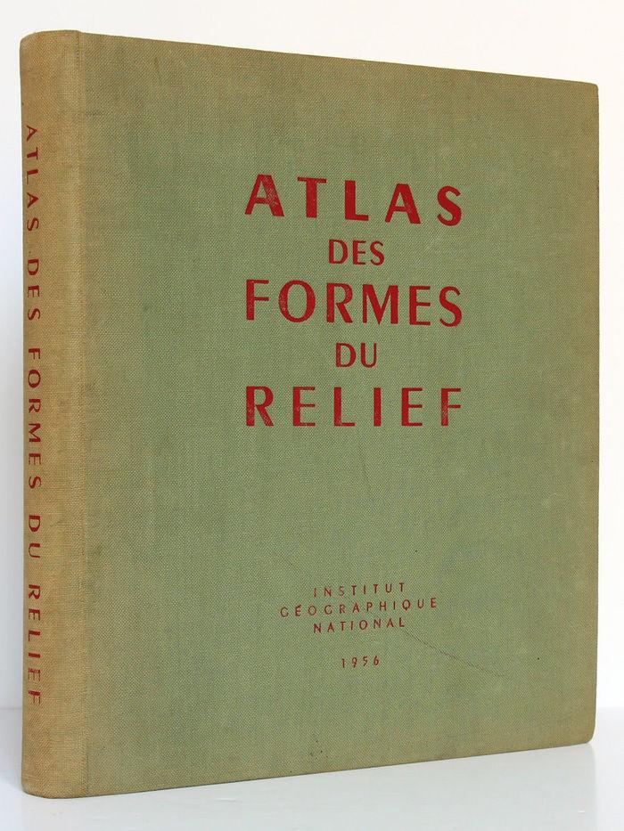Atlas des Formes du Relief 1