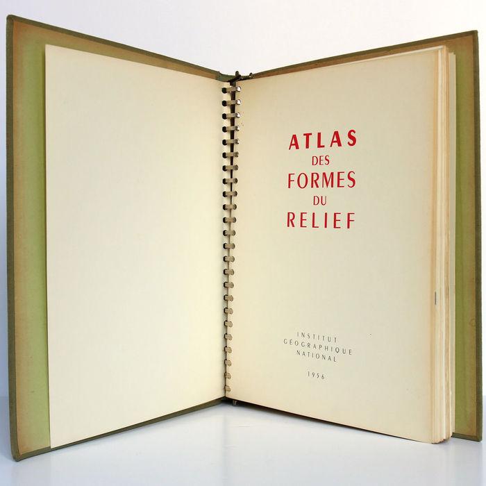 Atlas des Formes du Relief 2