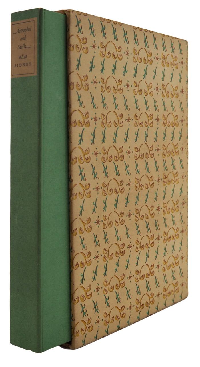 Astrophel & Stella by Philip Sidney, Nonesuch Press 2
