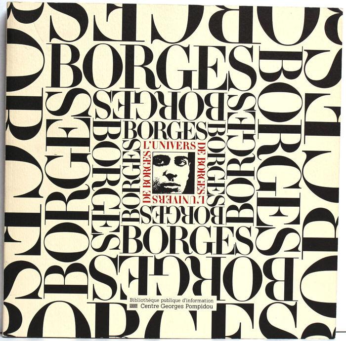 L'Univers de Borges, 1992 Centre Pompidou edition