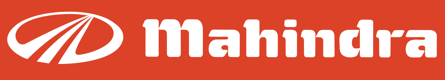 Mahindra & Mahindra logo - Fonts In Use