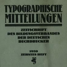 """<cite>Typographische Mitteilungen</cite>, Vol.<span class=""""nbsp""""></span>17, No.<span class=""""nbsp""""></span>10, Oct.<span class=""""nbsp""""></span>1920"""