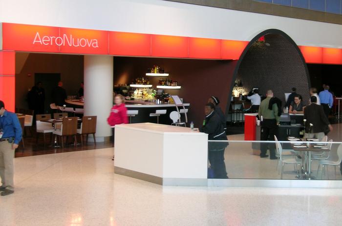 AeroNuova restaurant 2