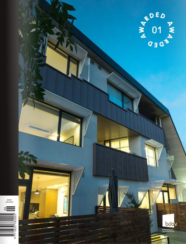 BDAV's Awarded magazine 1