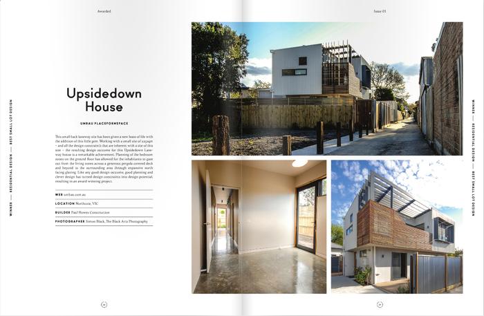 BDAV's Awarded magazine 4