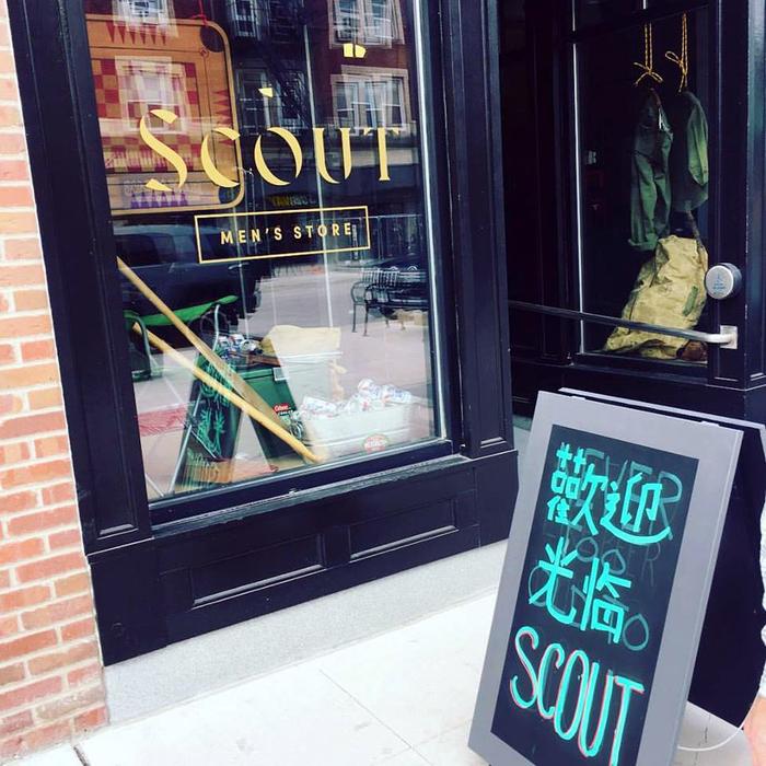 Scout Men's Store 4
