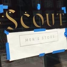 Scout Men's Store