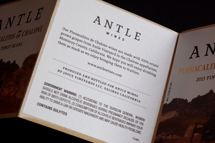 Antle wine labels 3