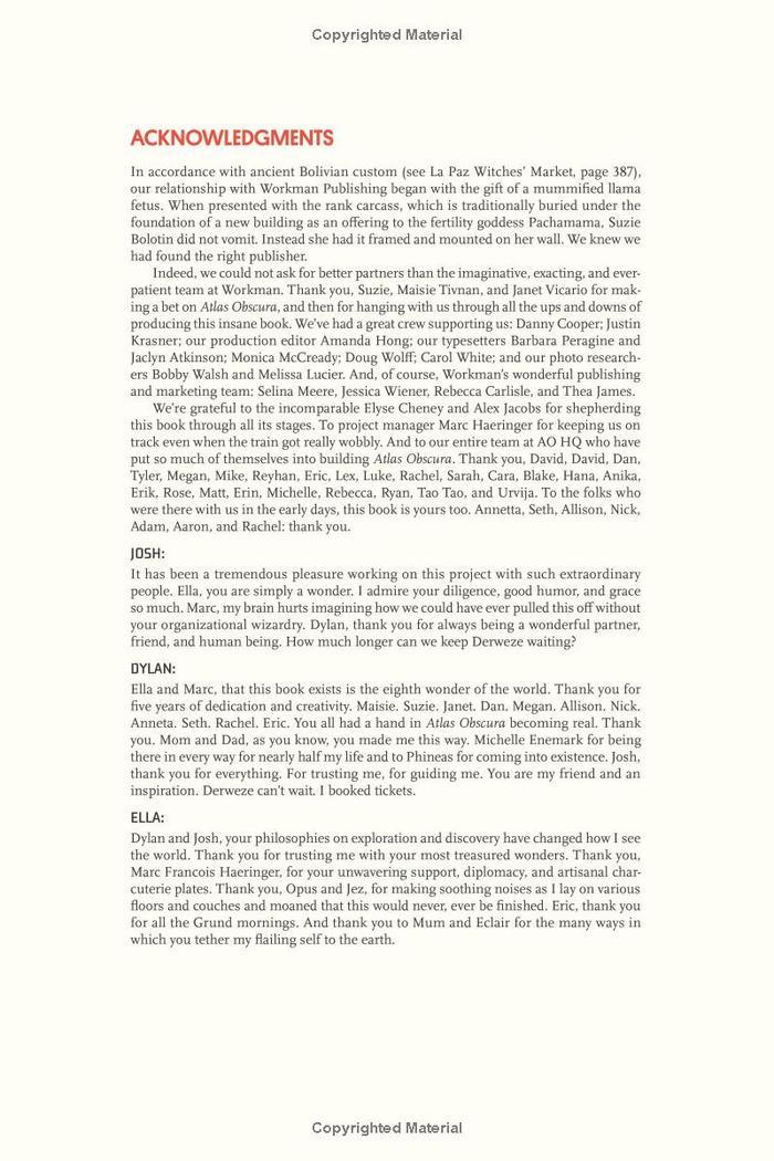 Atlas Obscura book 8