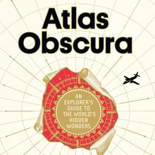 <cite>Atlas Obscura</cite> book