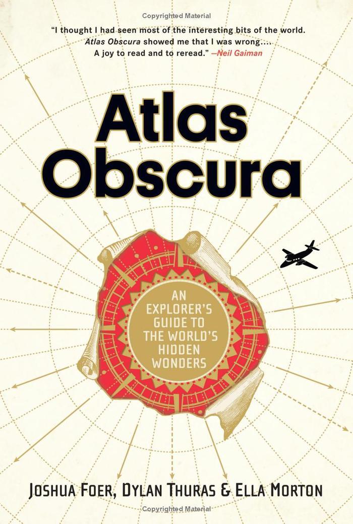 Atlas Obscura book 2