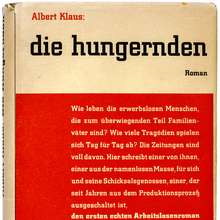 <cite>Die Hungernden</cite> by Albert Klaus