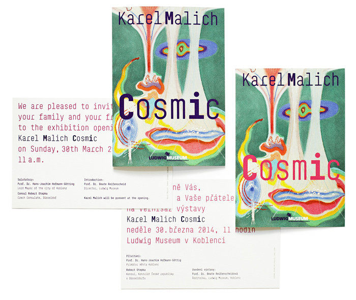 Karel Malich: Cosmic 4