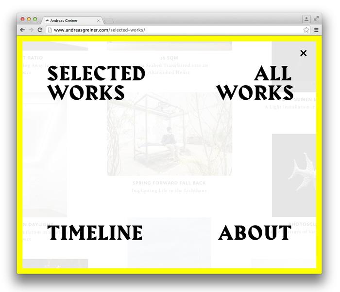 Andreas Greiner website 3