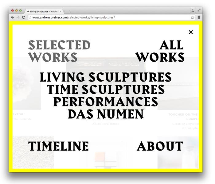 Andreas Greiner website 5