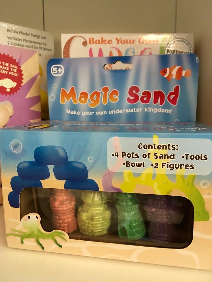 Magic Sand 1