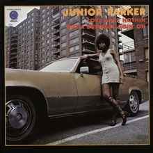 <cite>Love Ain't Nothin' But A Business Goin' On</cite> by Junior Parker