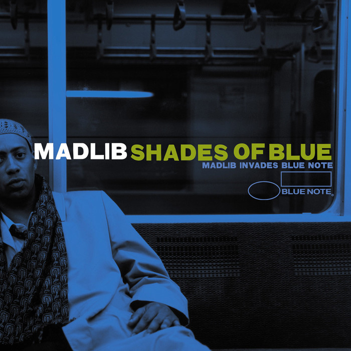 Shades of Blue by Madlib