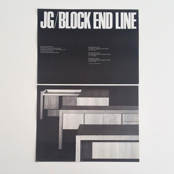 JG Furniture brochures 8