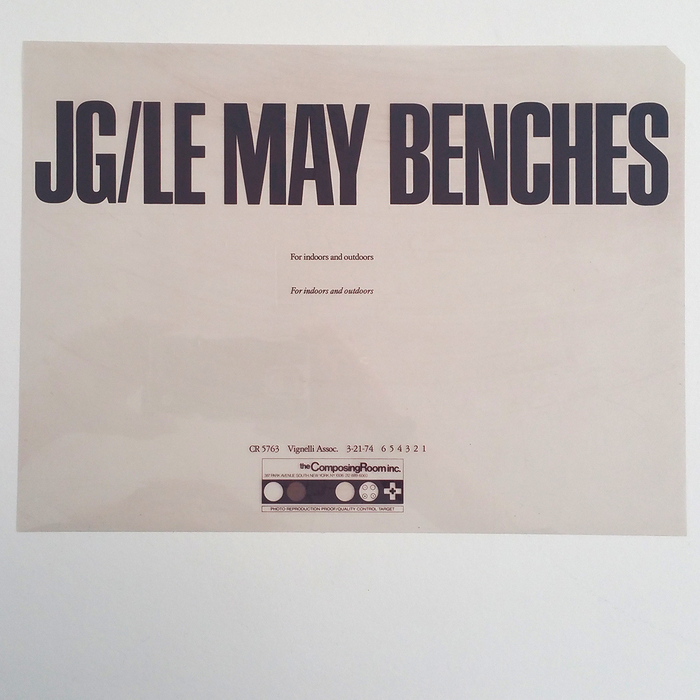JG Furniture brochures 2