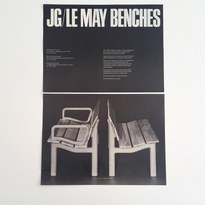 JG Furniture brochures 3