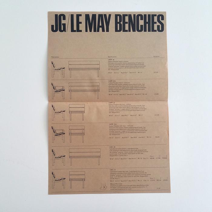 JG Furniture brochures 4