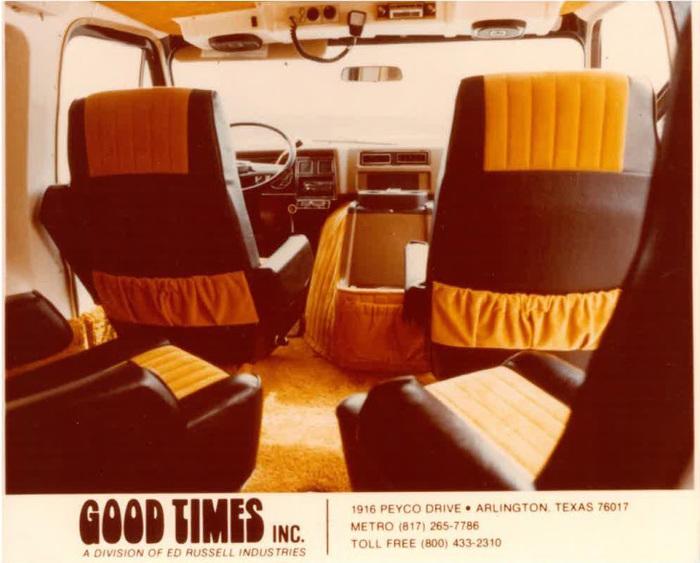 Good Times, Inc. brochure.