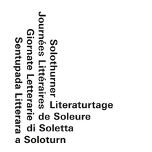 Solothurn Literary Days 2016