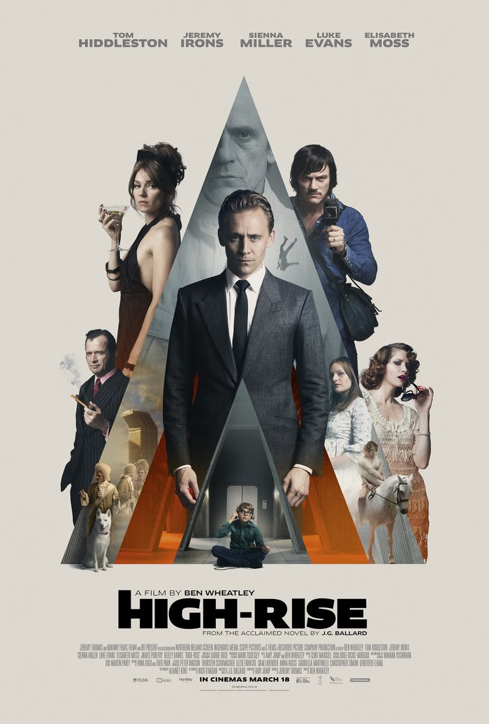 High-Rise movie poster 1