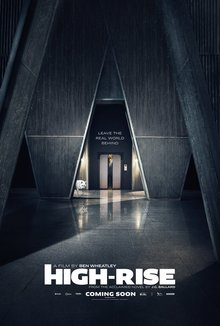 <cite>High-Rise</cite> movie poster
