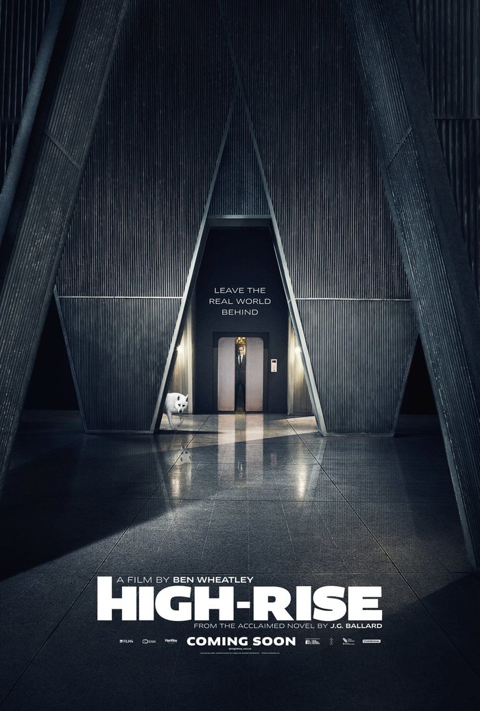 High-Rise movie poster 2
