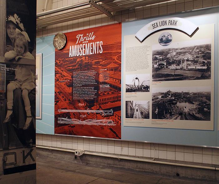 5¢ to Dreamland: A Trip to Coney Island exhibition 2