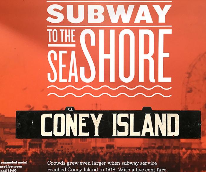 5¢ to Dreamland: A Trip to Coney Island exhibition 3